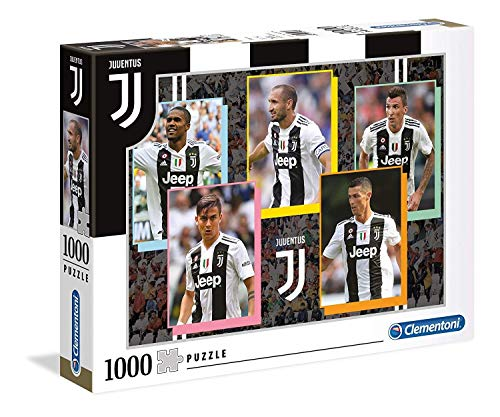 Clementoni - 39476 Collection Puzzle - Juventus - 1000 Pezzi