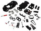 Maisto Ferrari LaFerrari Coupe Matt Schwarz Ab 2013 Bausatz Kit 1/24 Modell Auto