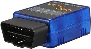 GoolRC Detector azul da ferramenta do varredor do OBD OBDⅡ com conexão de BT para o serviço de Windows do IOS Android