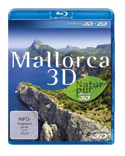 Mallorca 3D - Natur pur (+ 2D Version) [Blu-ray 3D]