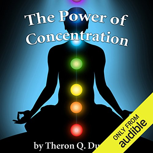 The Power of Concentration audiobook cover art