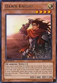 Yu-Gi-Oh! - Dawn Knight (PRIO-EN033) - Primal Origin - 1st Edition - Rare