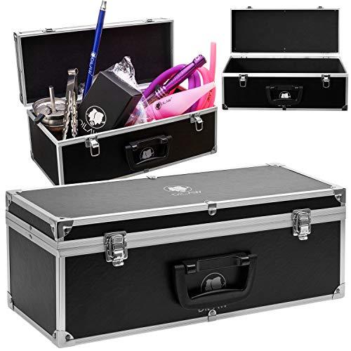 DILAW® Shisha Zubehör Koffer Transportkoffer perfekt für Shisha-Zubehör. Big Size