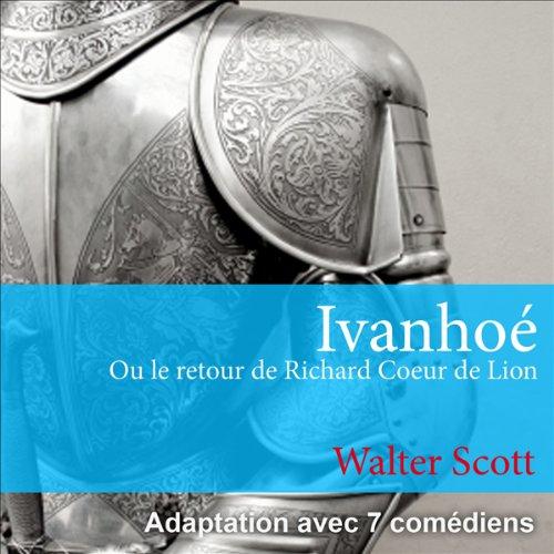 Ivanhoé audiobook cover art