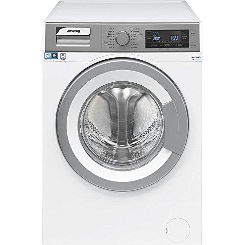 Smeg WHT1114LSIT Libera installazione Carica frontale 11kg 1400Giri min A+++ Bianco lavatrice