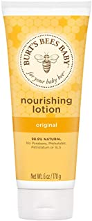 Burt's Bees Baby Bee Nourishing Lotion Original