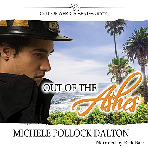 Out of the Ashes  audiobook cover art