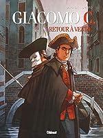 Giacomo C - Le Maître d'école de Jean Dufaux