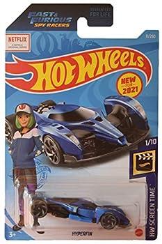 DieCast Hotwheels Hyperfin Screen Time 1/10 [Fast & Furious Spy Racers]
