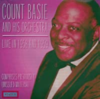 Live 1958-1959: Unissued Recordings by Count Basie (2000-11-14)