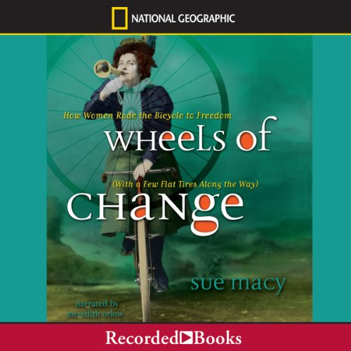 Wheels of Change audiobook cover art