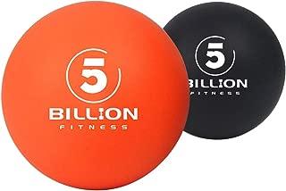 5BILLION Massage Balls - Bola de Lacross & Bola de estr