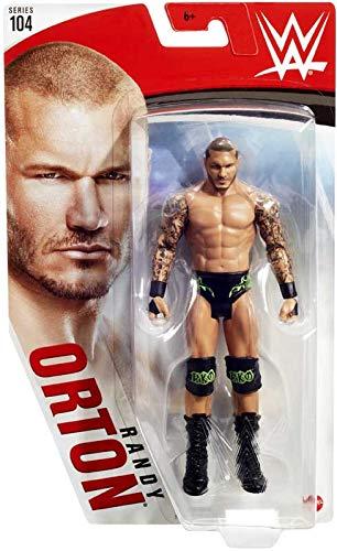 WWE Monde Wrestling Entertainment Undertaker 6 in Deluxe Action Figure Toy environ 15.24 cm