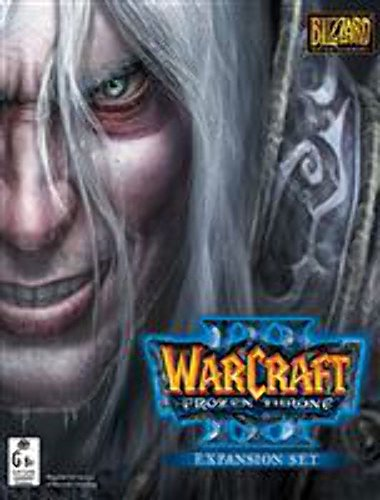 Warcraft III: The Frozen Throne by Blizzard Entertainment