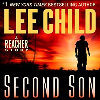 Second Son: A Jack Reacher Story audiobook cover art