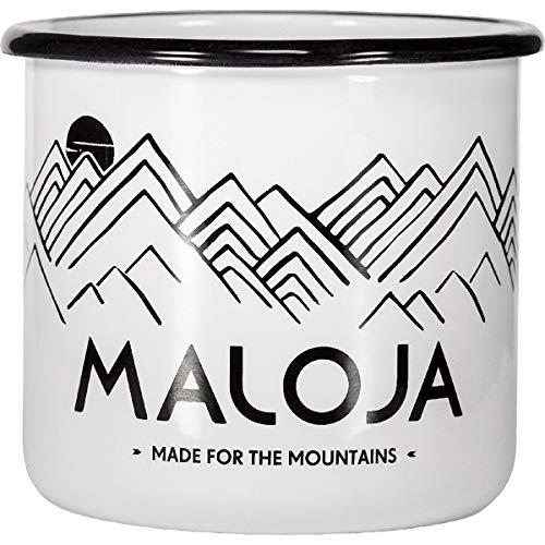 Maloja Semkiiym. Camping-Tasse, ohne Geschlecht Einheitsgröße Schnee