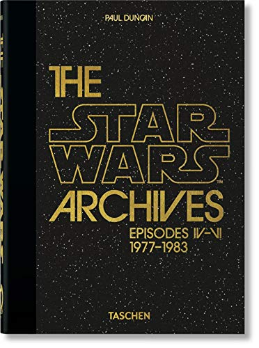 The Star Wars Archives. 1977–1983 – 40th Anniversary Edition