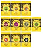 Mate Green Set mit 10 verschiedenen Proben finden Sie Ihren Lieblingsgeschmack! Yerba Mate Green, 1er Pack (1 x 550 g) A302019