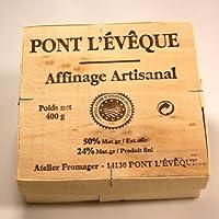 フランス産 ウォッシュチーズ  ポン レベック 400gポン・レベック