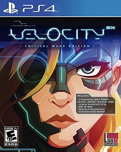 Velocity 2X: Critical Mass Edition - PlayStation 4