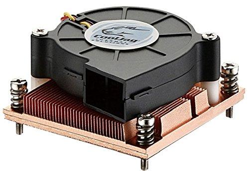 Cooljag BBUF-A2(S) Active cooler for Intel Mobile(Socket rBGA 989, BGA1023, BGA1288 & BGA1364)