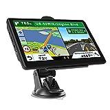 kesoto Navegación GPS para Automóviles Y Camiones de 7'Navi 8GB 256MB Actualización de Mapa Gratuita - América del Sur