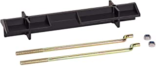 BeAcc Golf Cart Battery Hold Down with Rods kit for EZGO 1994+up Replaces 70045G01, 01101-G01