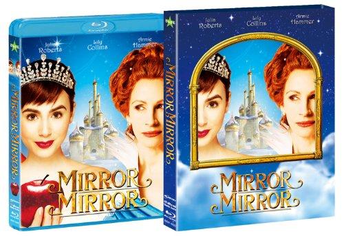 白雪姫と鏡の女王 コレクターズ・エディション [Blu-ray] - ジュリア・ロバーツ, リリー・コリンズ, アーミー・ハマー, ターセム・シン