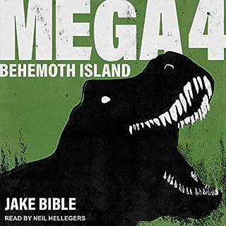 Mega 4: Behemoth Island audiobook cover art