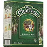 Rhum Charrette blanc 49° e Cubi BIB Bag-In-Box 3 litres !