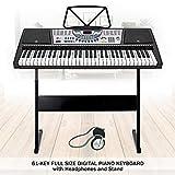 NJS 61 Key Full Size Digital Electronic Piano Keyboard Kit