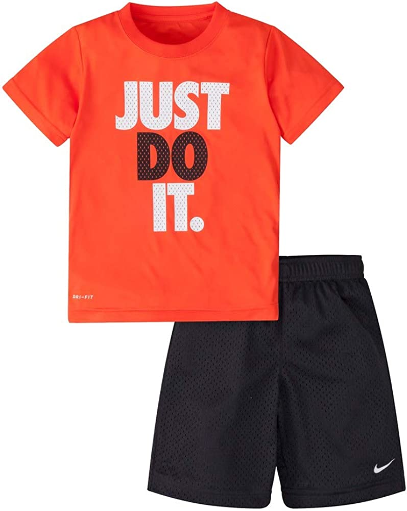 Nike Ranking integrated 1st place Baby Boys' 2 Piece