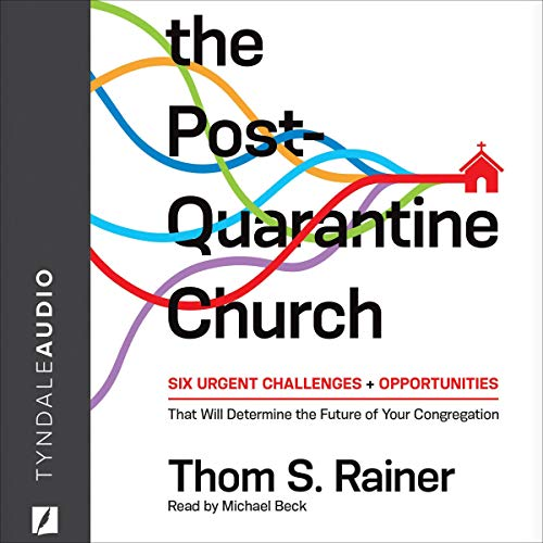 The Post-Quarantine Church cover art