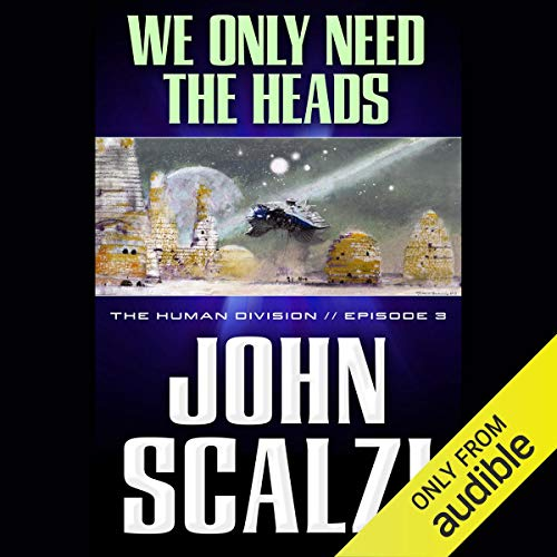 We Only Need the Heads cover art