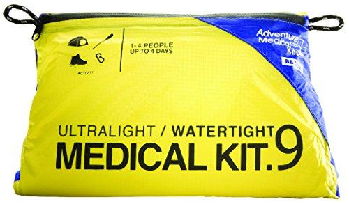 Adventure Medical Kits Ultralight Watertight .9 Medical First Aid Kit