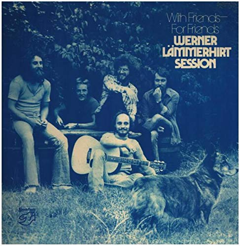 Werner Lämmerhirt - With Friends - For Friends - Stockfisch Records - SF 8001