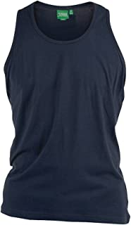 Mens Duke D555 Big Tall King Size Fabio Cotton Vest