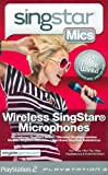 Singstar Wireless Microphones - Standalone (Ps2/ps3)