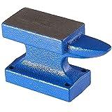 Yunque Herrero, Mini yunque resistente de hierro fundido Yunque de herrero Banco de trabajo estable yunque portátil de hierro fundido Banco de trabajo estable Yunque de herrero