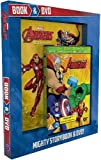 Marvel Avengers Book & DVD: Mighty Storybook & DVD!