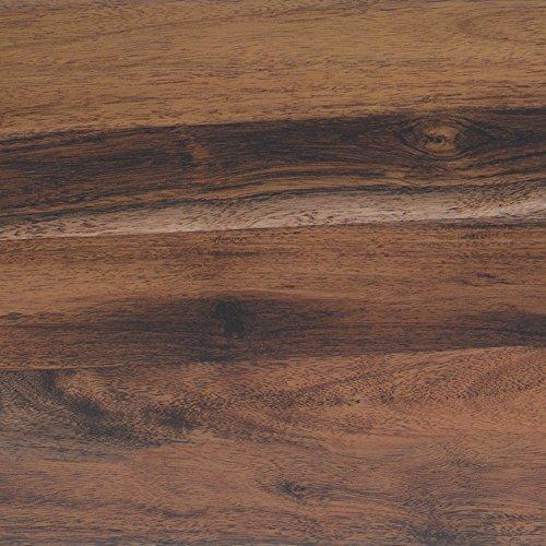 Klebefolie Perfect Fix® Eiche Rustikal Dekofolie Möbelfolie Tapeten selbstklebende Folie, PVC, ohne Phthalate, keine Luftblasen, Natur-Holzoptik, 90cm x 2,1m, Stärke: 0,15 mm, Venilia 54308