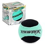 Mavrix Unisex-Jugend Bouncing Water Skim Ball Beach & Pool Spielzeug, Schwarz/Blau, Einheitsgröße