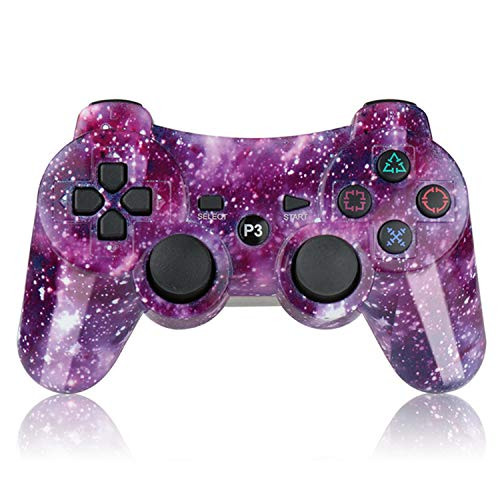 Controller Fur PS3 Wireless mit SIXAXIS Kompatibel mit Playstation 3 PS3