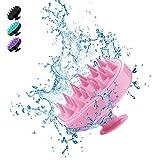 Kopfhaut Massage Bürste, BELICOO Massage Shampoo Pinsel, Silikon Kamm, für den Nass- und...