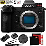 Panasonic Lumix DC-S1R Mirrorless Digital Camera (Body Only) - New - Full Frame 47.3 MegaPixel