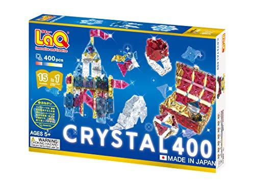 ラキュー (LaQ) クリスタル 400