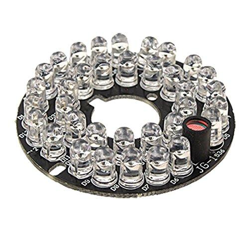 Sourcingmap® Infrarot IR 36 Led Beleuchtung Brett Platte für CCTV CCD Sicherheitskamera DE de