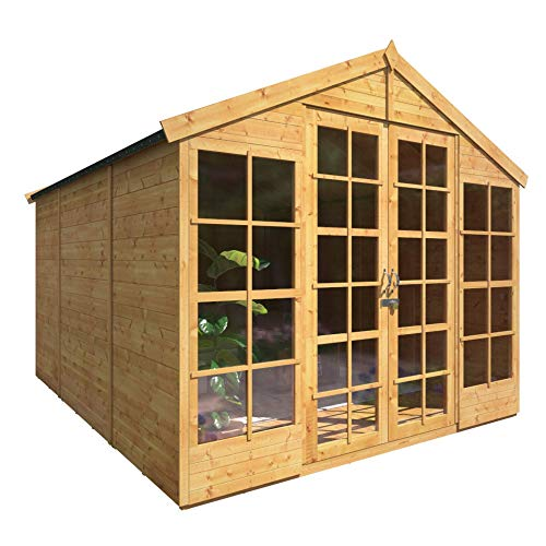 BillyOh Harper Tongue and Groove Apex Summerhouse (10x8)