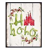 Walt Disney Mickey Mouse Christmas Wall Decor - Holiday...