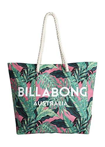 BILLABONG Essential Bag Strandtasche, 0 cm, Magenta (Grün) - S9BG17741